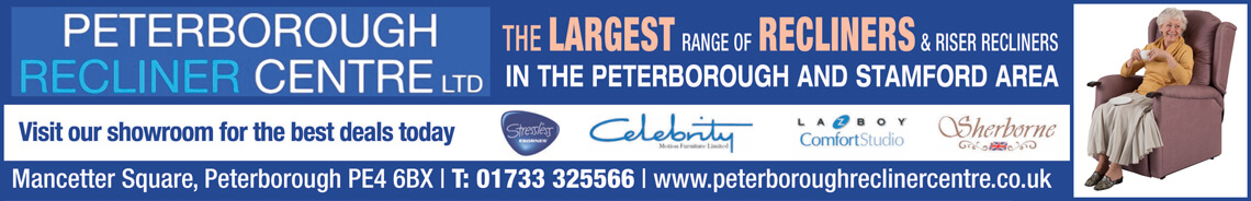 Peterbourgh Recliner Centre