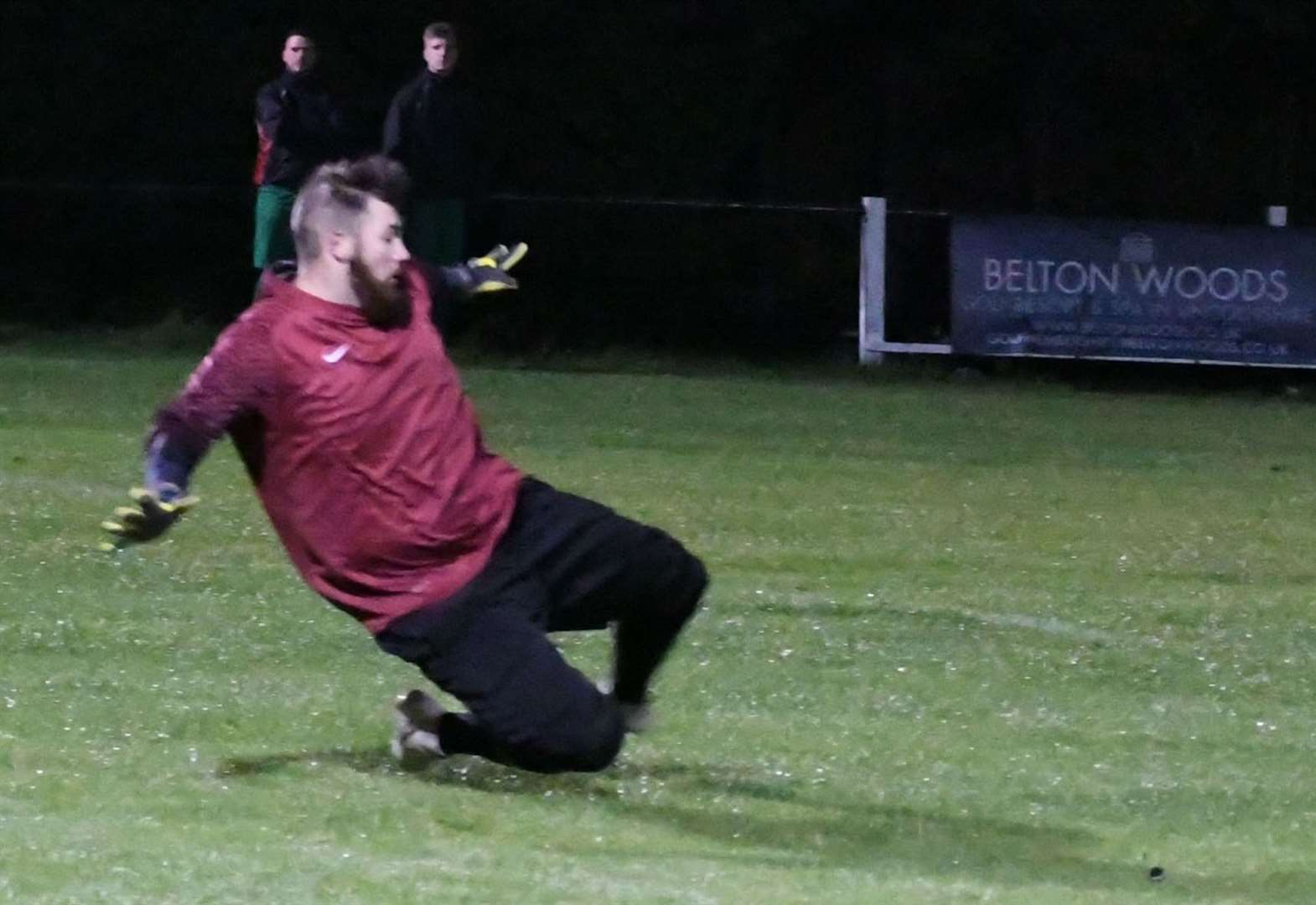 Hotson's hat-trick heroics help Cottesmore secure semi-final spot after shoot-out success