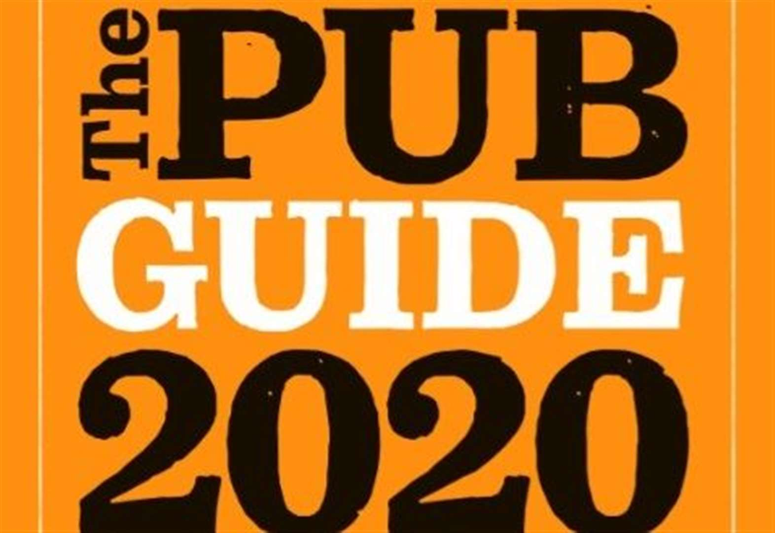 Find out if your local made it into The Pub Guide