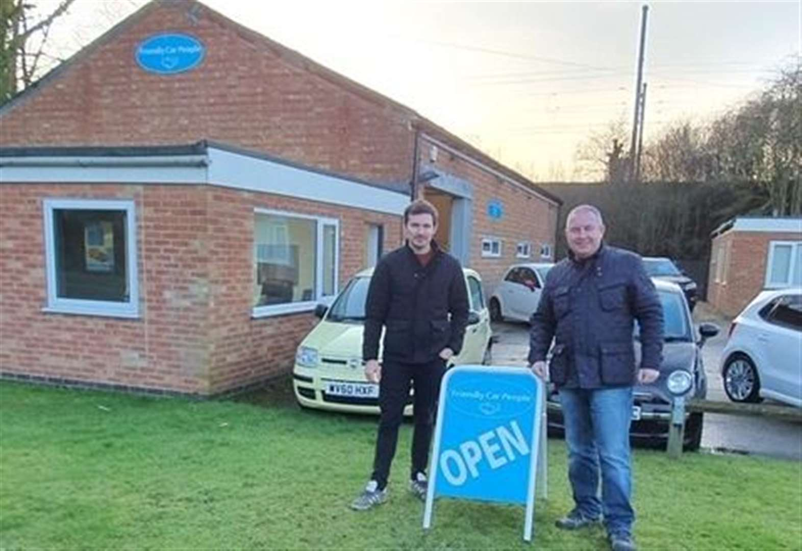 Independent motor business opens