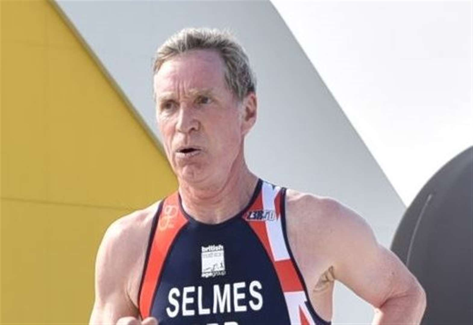 Silver lining as Selmes scoops first international medal