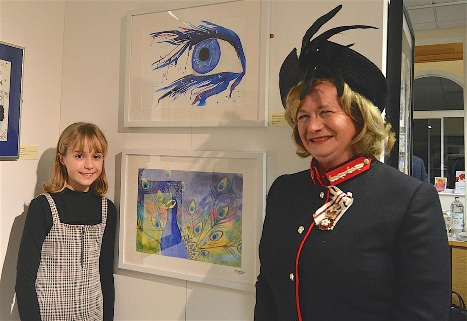 Young artists shine at Rutland Open Youth Art Exhibition