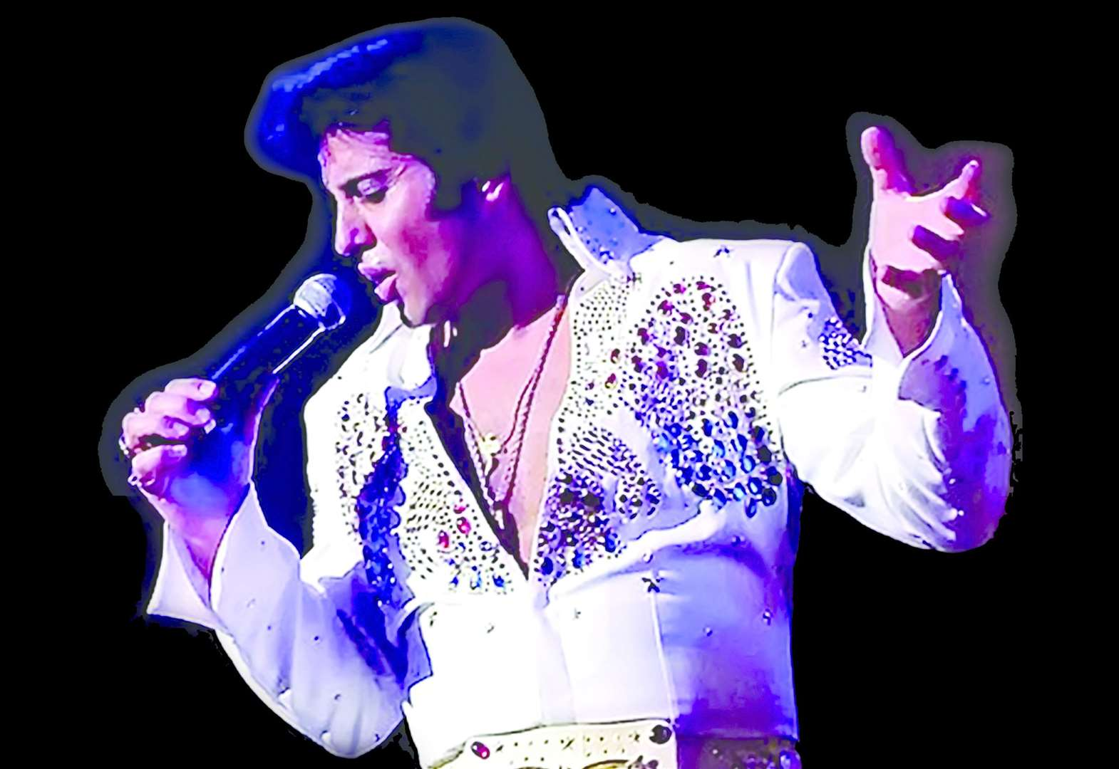 Show is fitting tribute to Elvis