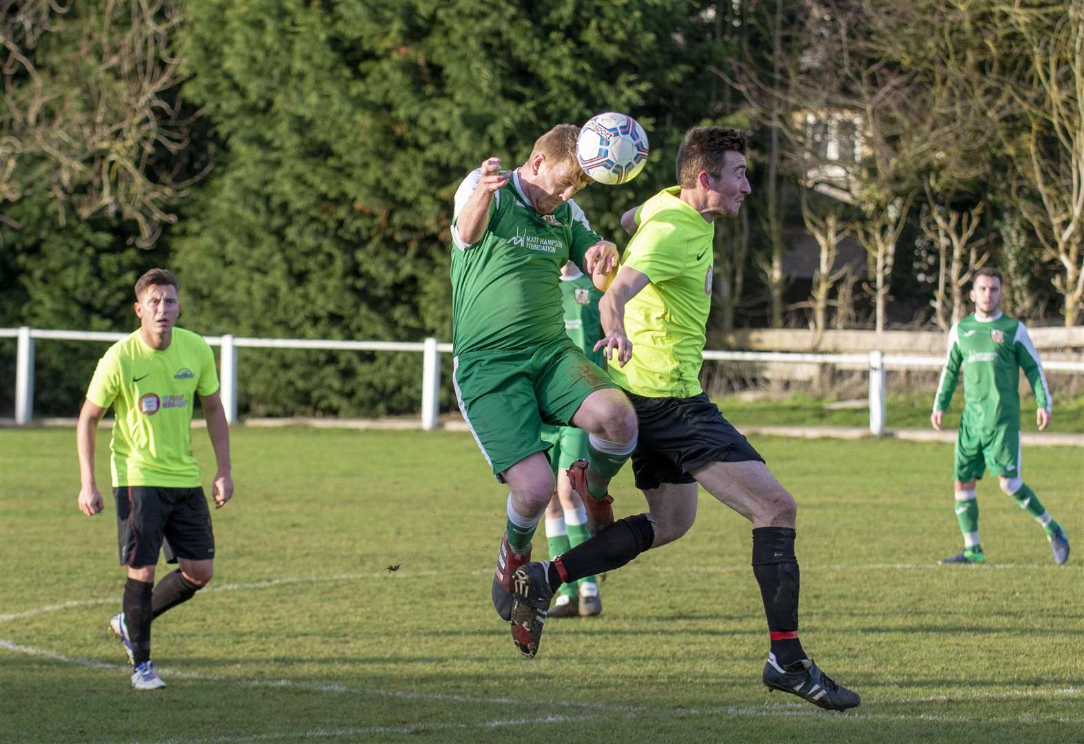 FOOTBALL: Amateurs aiming for a return to winning ways