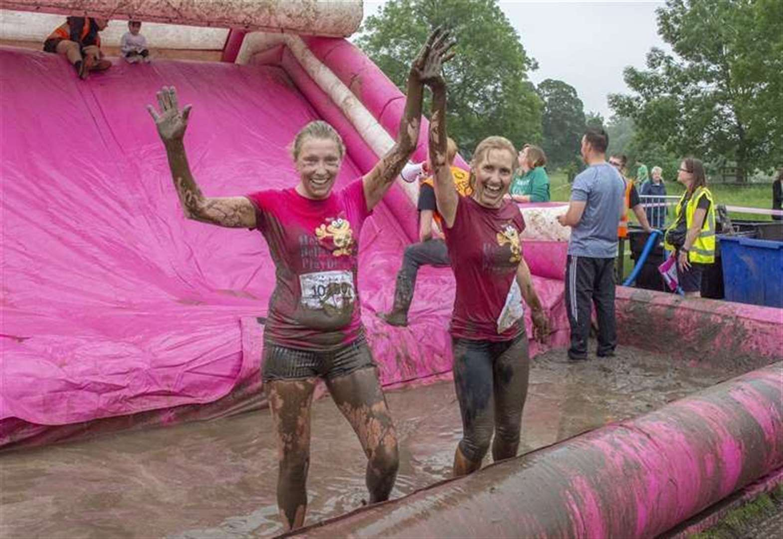 Have you paid your Race for Life cash?