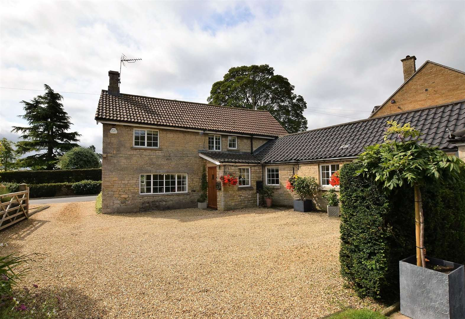 Is this Clipsham cottage your next home?
