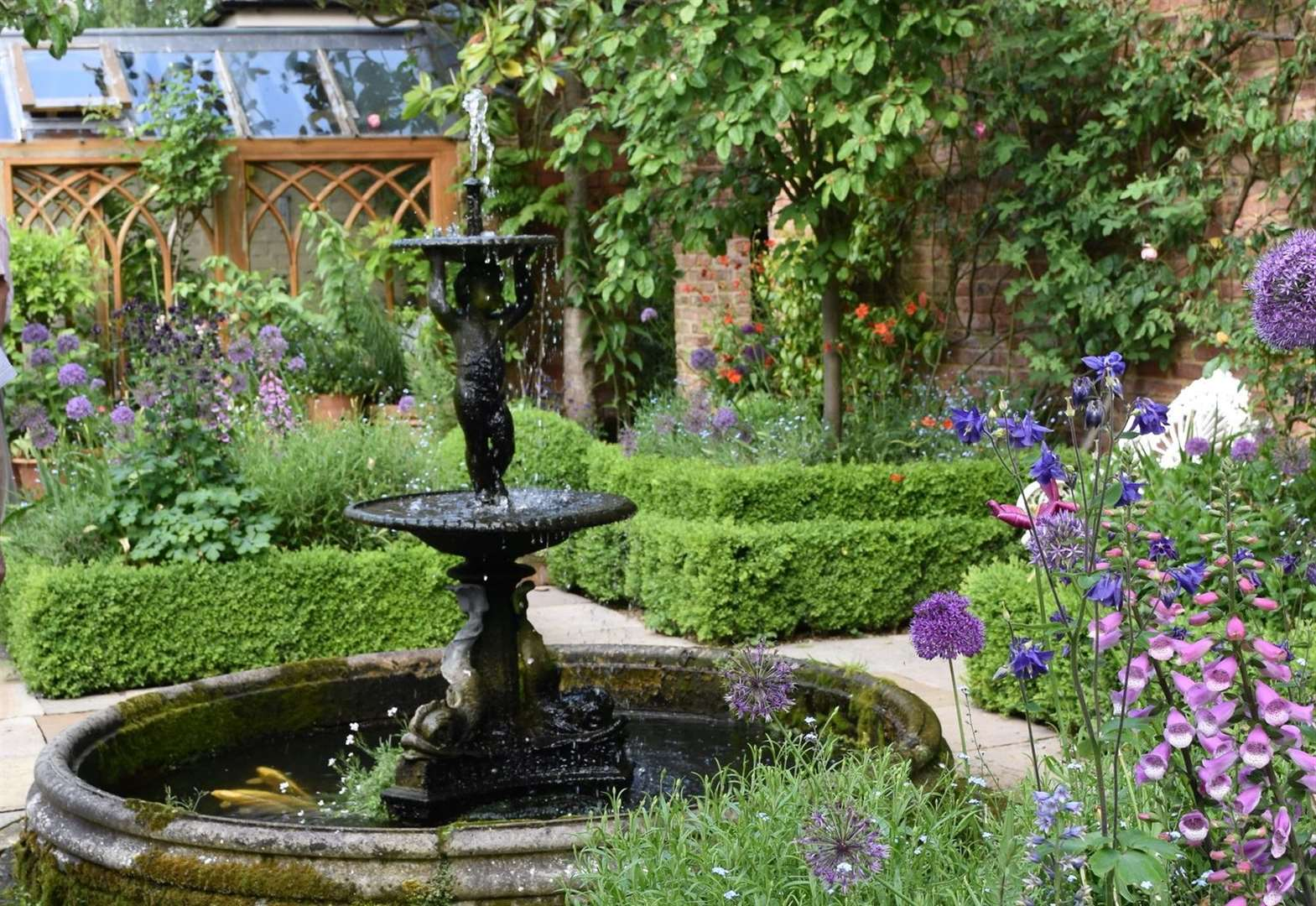 Rutland Lord Lieutenant's garden to appear on BBC Two's Gardeners' World just before NGS opening