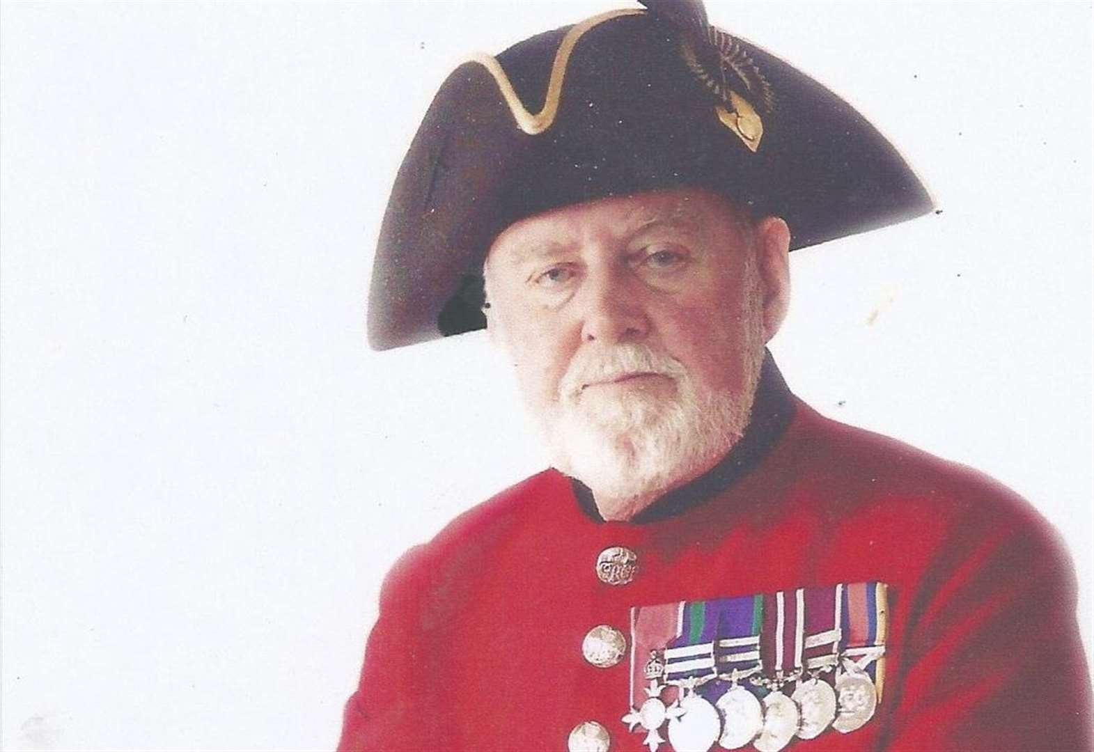 Chelsea pensioner to give talk in Rutland