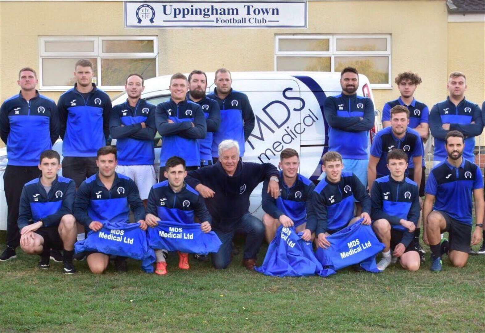 FOOTBALL: Uppingham surge into second spot after third successive win