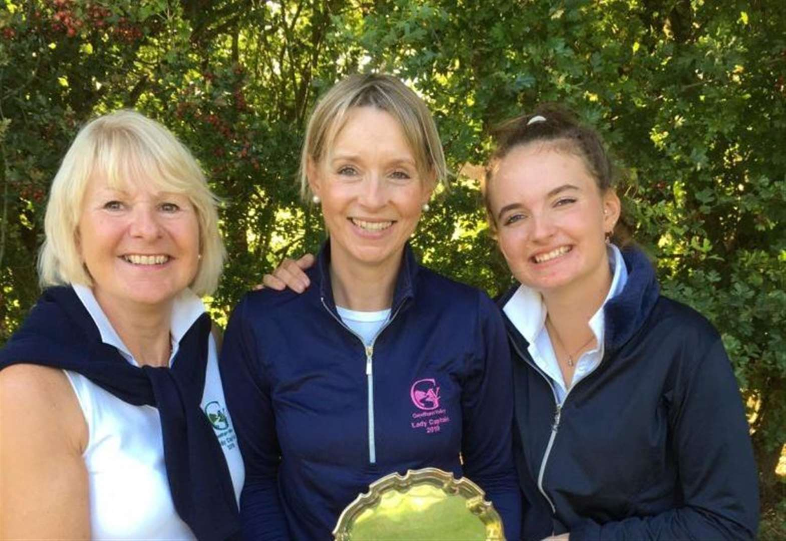 Glory for Greetham as ladies hold their nerve to retain league title