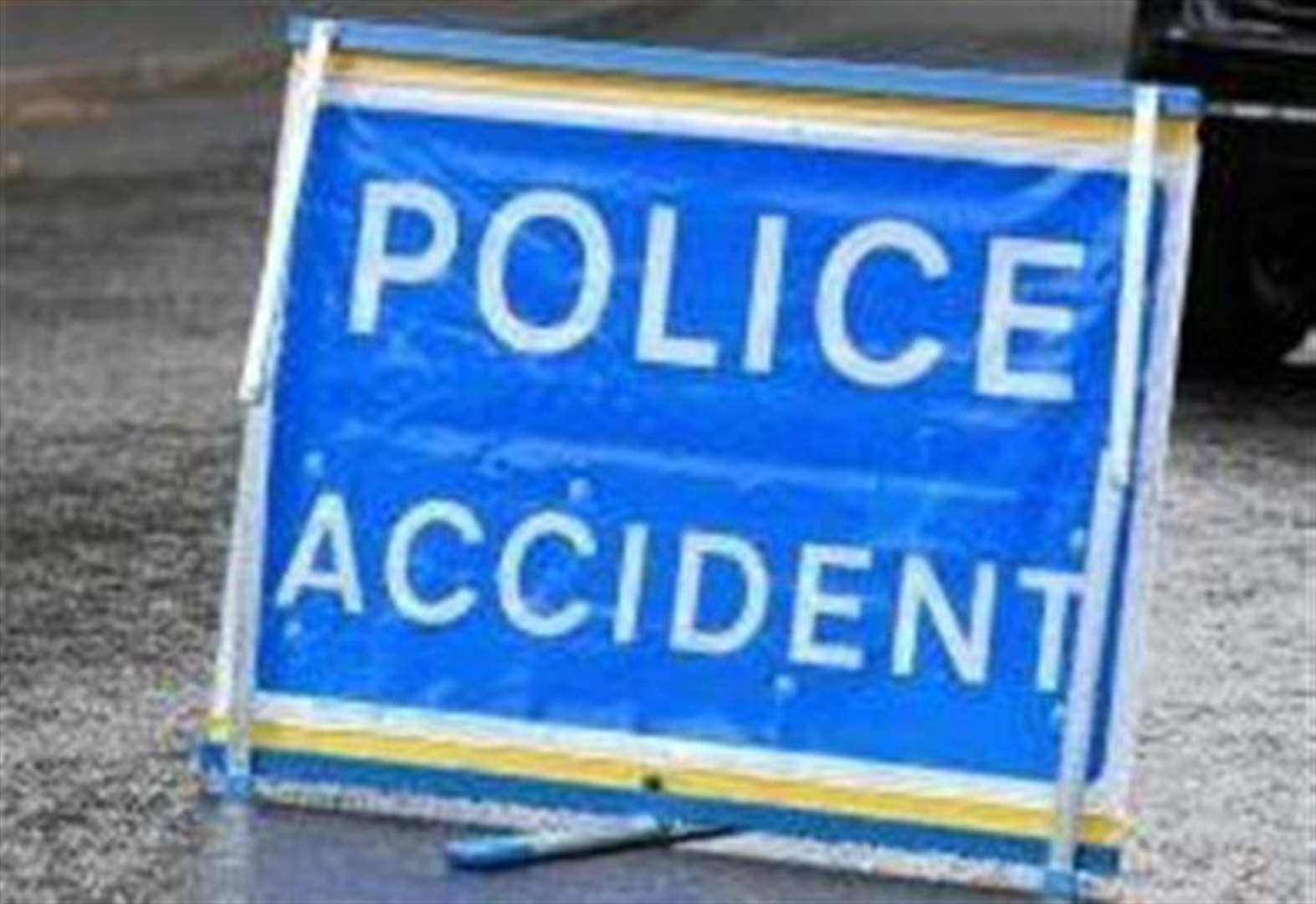 Five vehicle collision on A1 results in long traffic delays