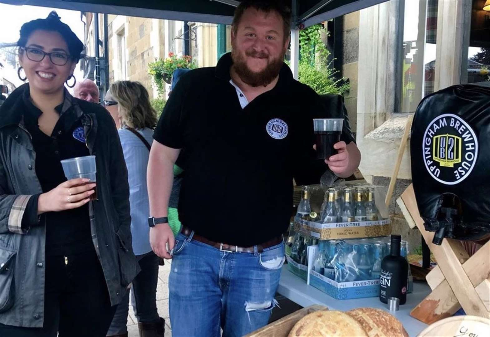 Town pubs brew up first festival