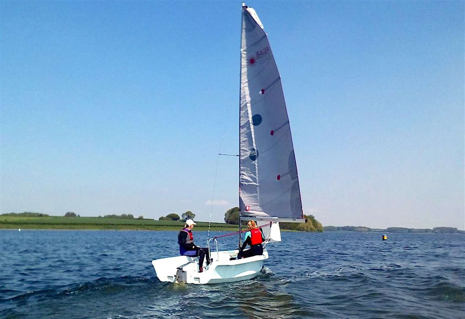 Rutland Sailing Club invites people to Push The Boat Out
