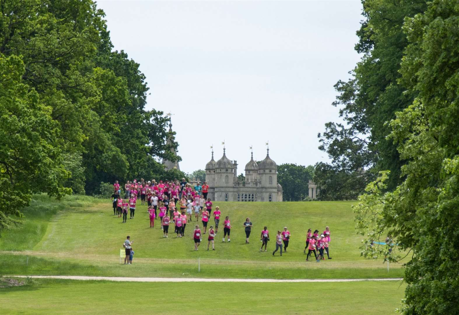 Sign up to Race for Life today