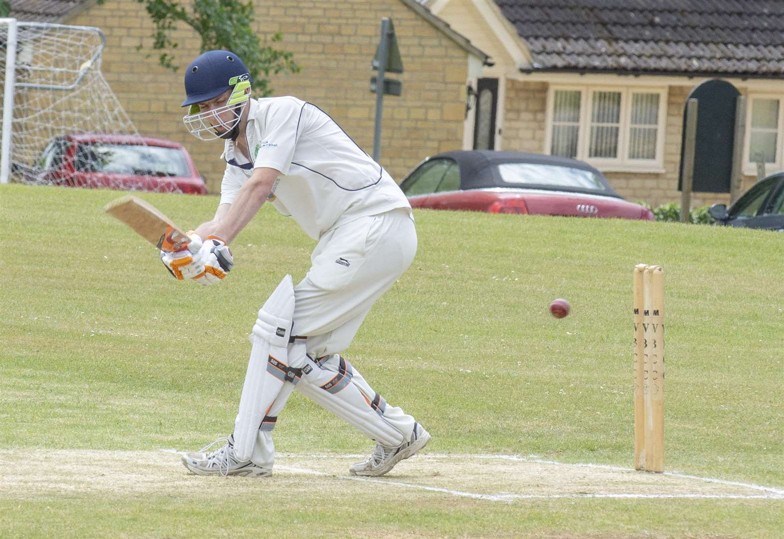 LEICESTERSHIRE LEAGUE ROUND-UP: Rowe hits second successive century for table-topping Ketton Sports