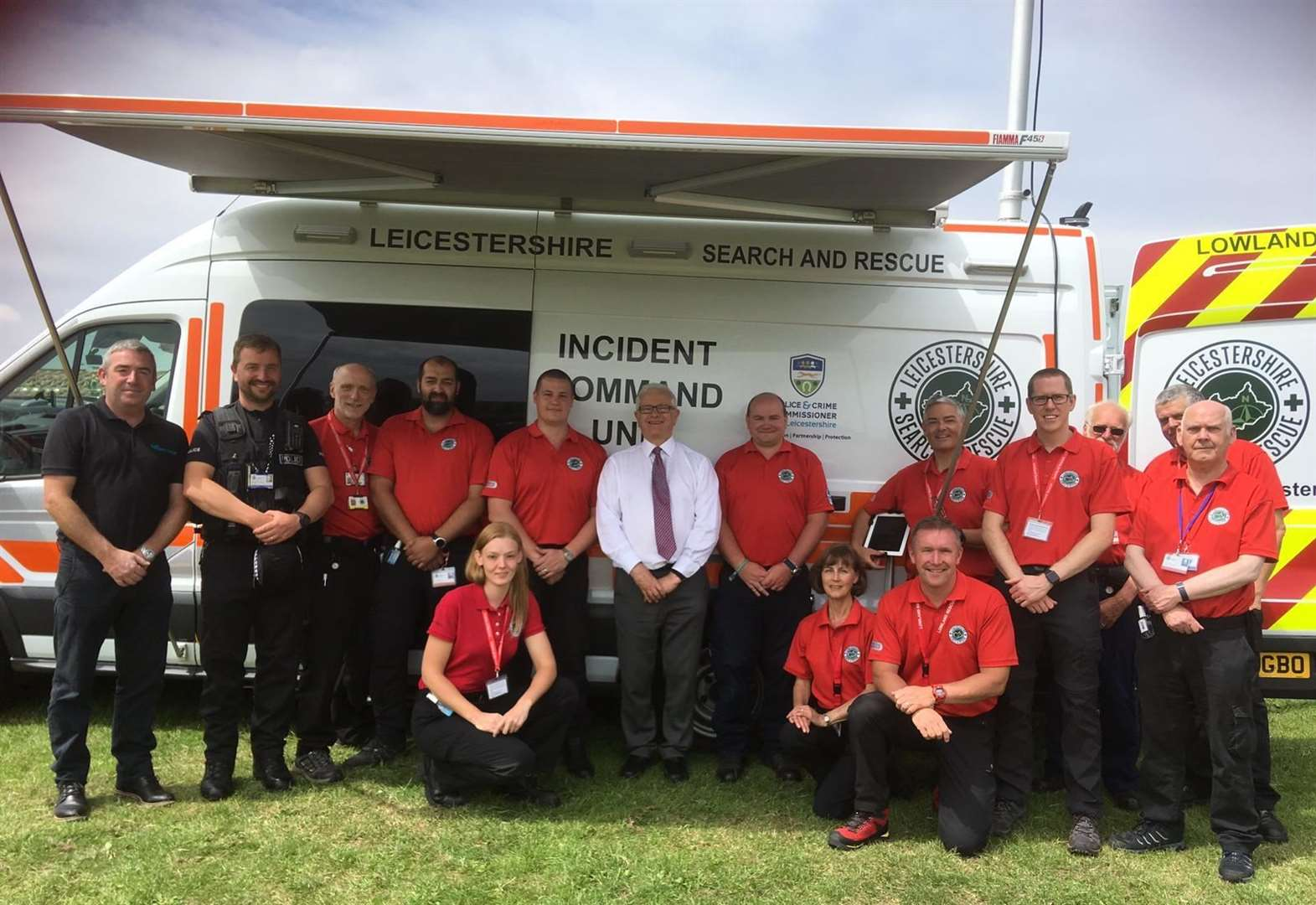 Boost for police mobile rescue in Rutland