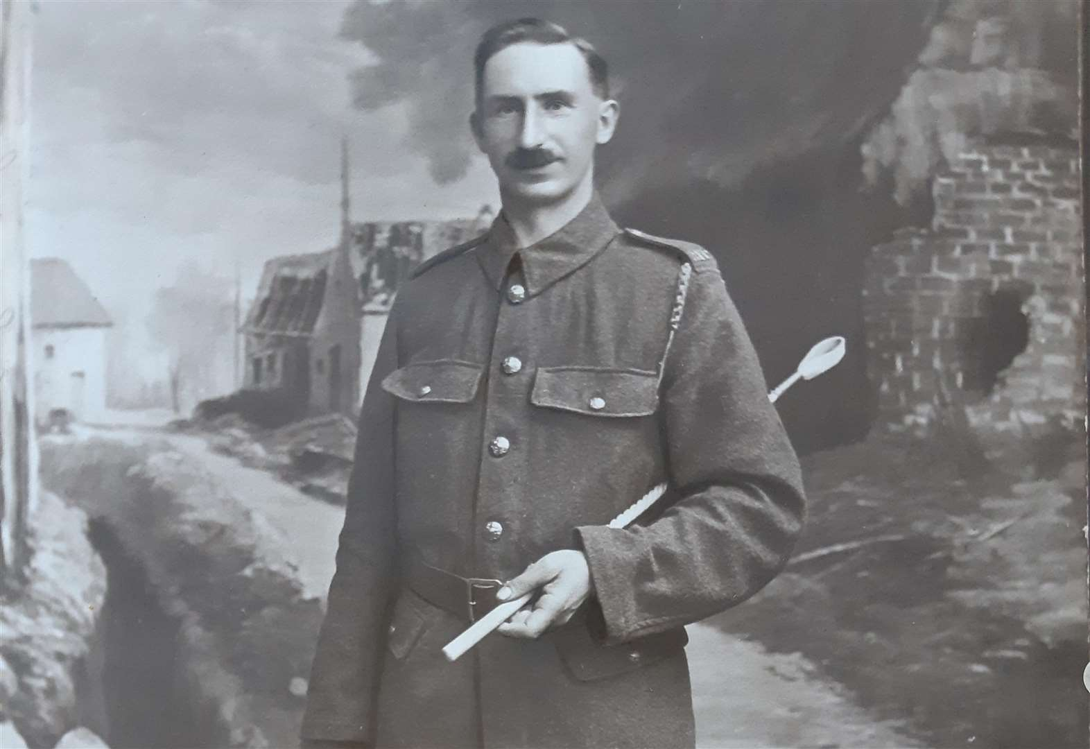 Family pays tribute to Great War grandad