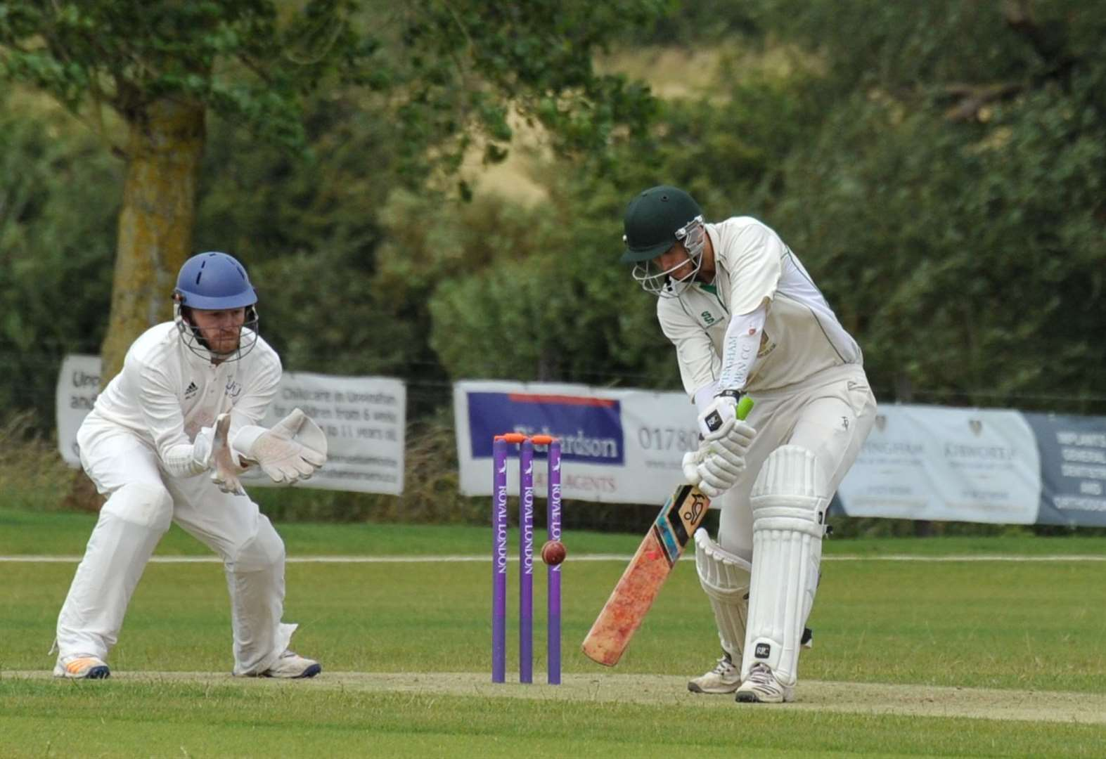 Brilliant bowling boosts Uppingham in fourth successive league win