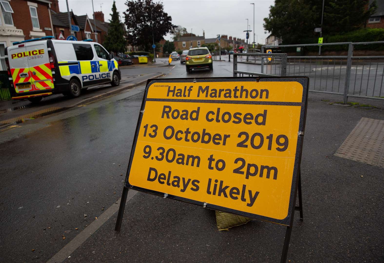 Great Eastern Run cancelled after witness 'misinterpreted' what was seen