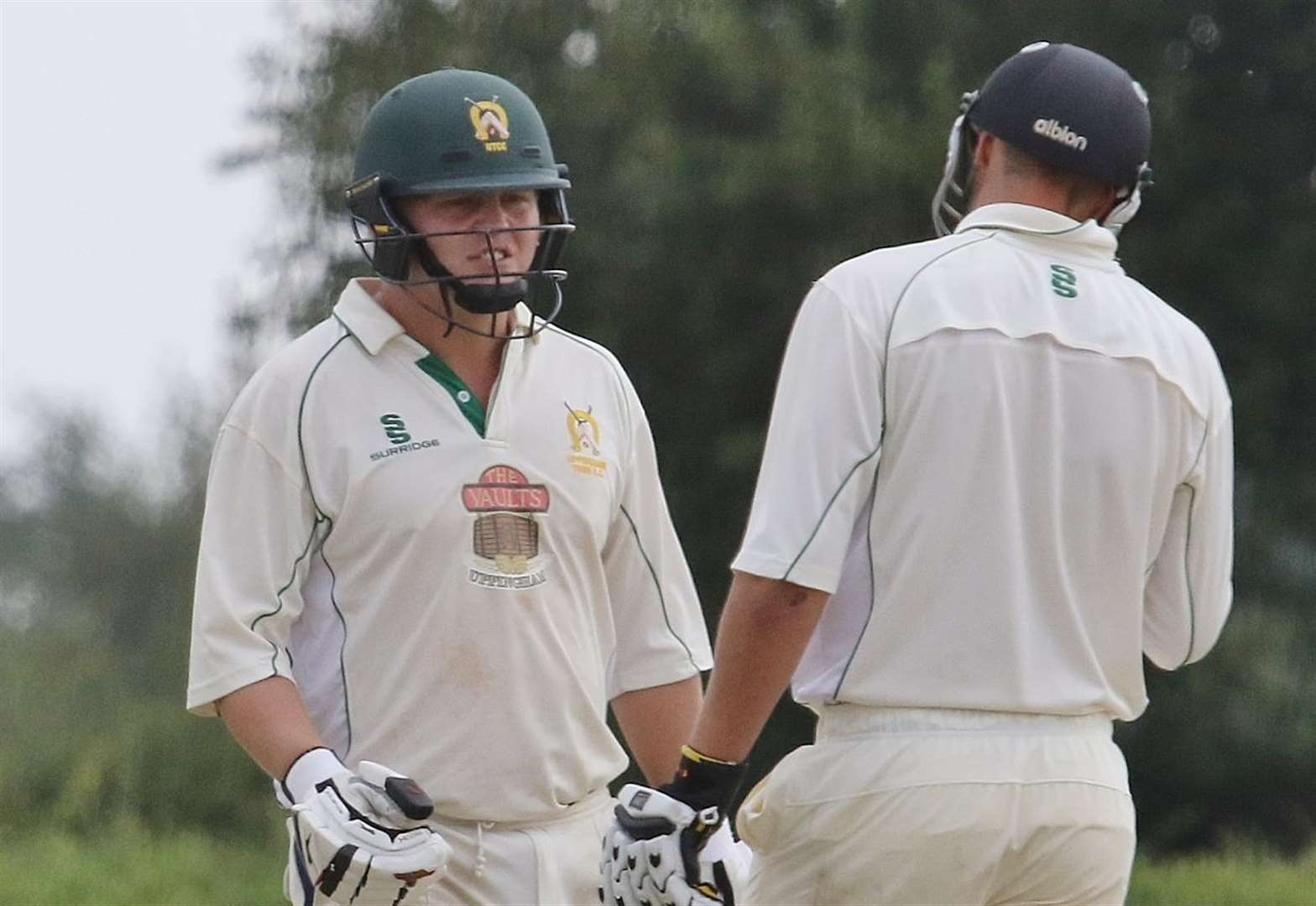LEICESTERSHIRE LEAGUE: Duo's devastating bowling displays inspire Uppingham to vital