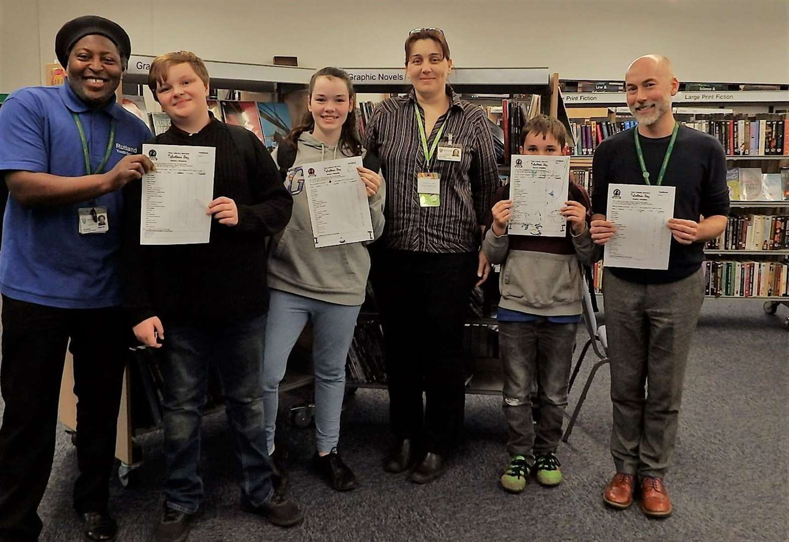 Young people takeover Rutland County Council services