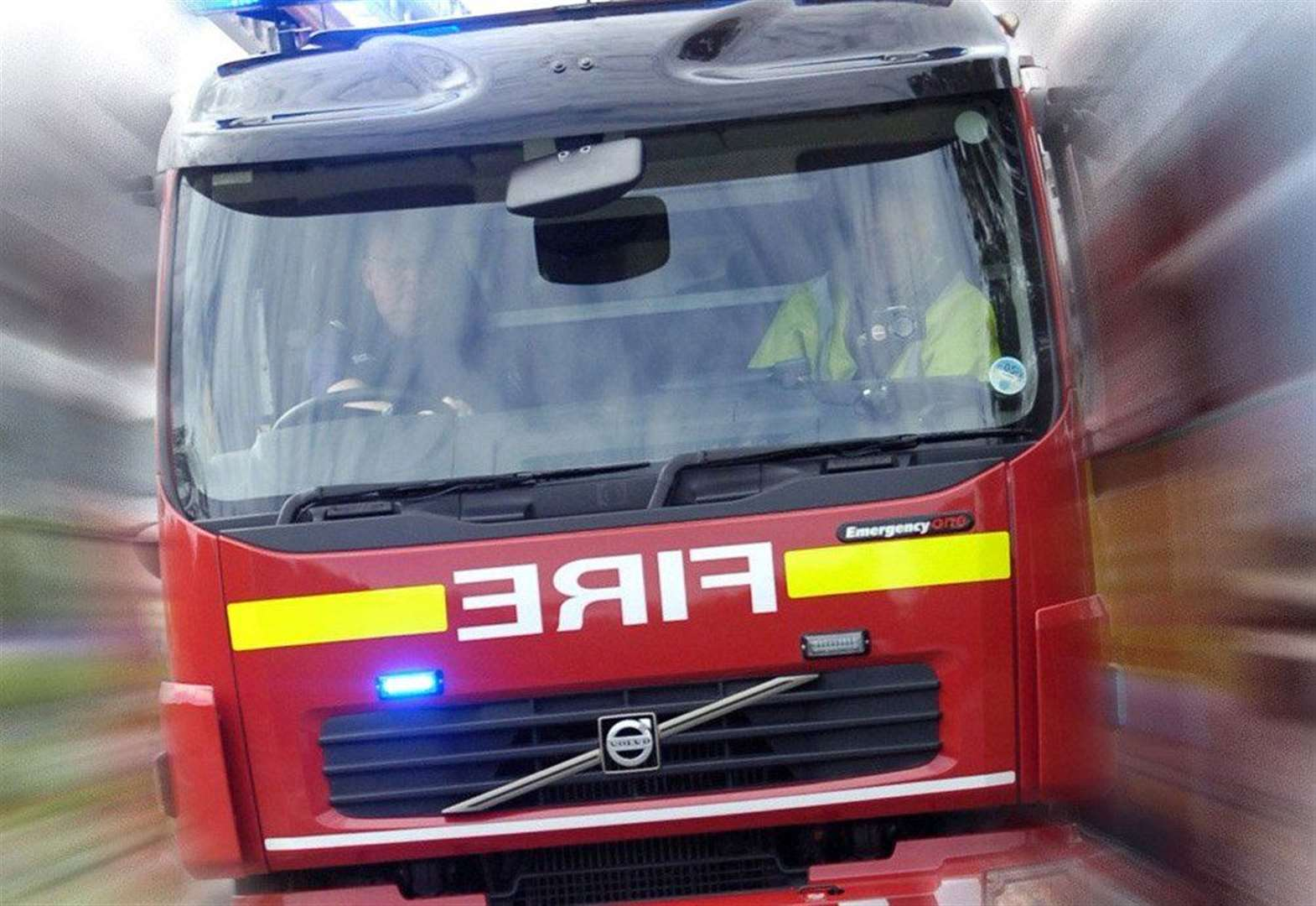 Firefighters called to tumble dryer fire