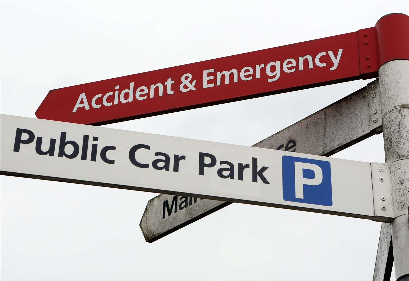 Hospital trust made more than £1m from charging staff to park