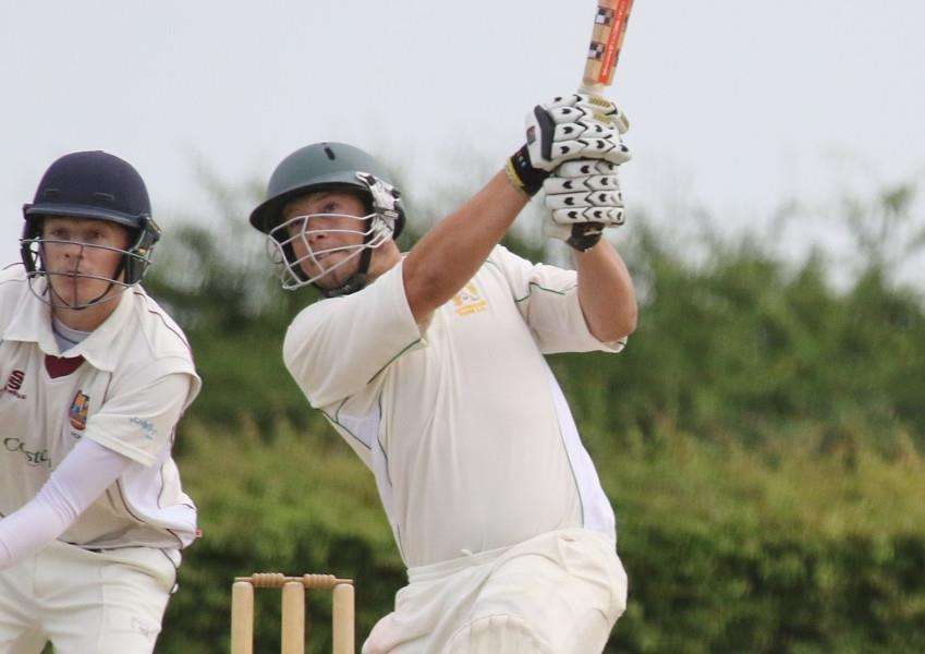 Ben Farnsworth top-scored for Uppingham.