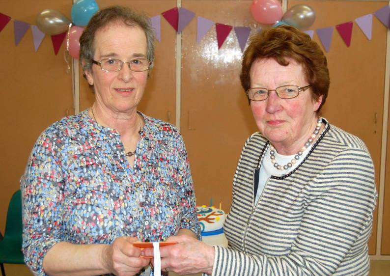 Pam Gilbert retires from Oakham Guiding