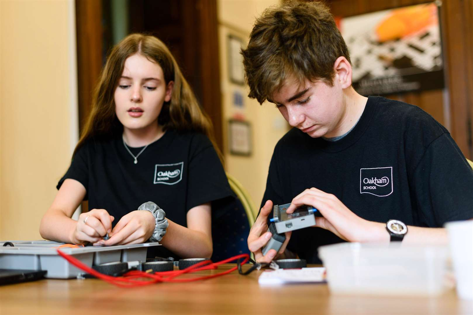 Hackathon 2018 at Beaumanor Hall, Leicestershire Photos: Elli Dean Photography